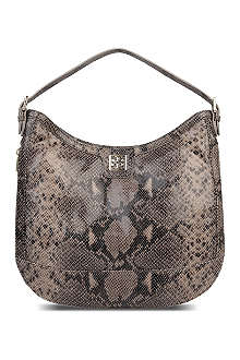 TORY BURCH Catalina leather hobo