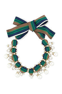 TORY BURCH Insley pearl statement necklace