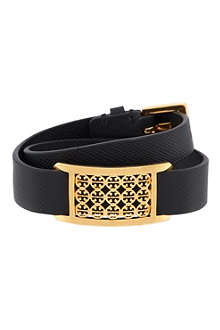 TORY BURCH Kinsley plaque bracelet