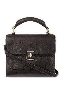 TORY BURCH Clara cross-body satchel