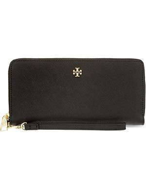 TORY BURCH York zip around purse