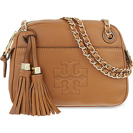TORY BURCH Thea cross-body bag (Bark