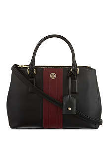 TORY BURCH Robinson mini zip tote