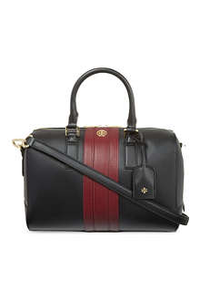 TORY BURCH Robinson stripe bag