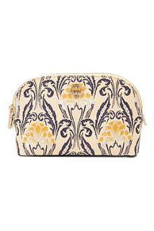 TORY BURCH Robinson leather make-up case