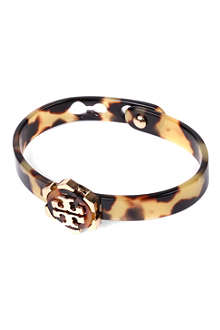 TORY BURCH Walter thin resin bracelet