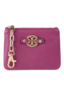 TORY BURCH Amanda zipped coin pouch