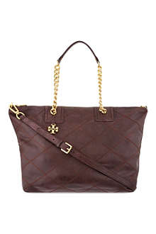 TORY BURCH Lysa leather tote