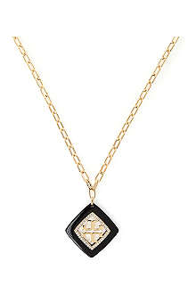 TORY BURCH McCoy pendant necklace