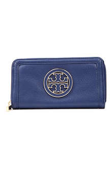 TORY BURCH Amanda leather wallet