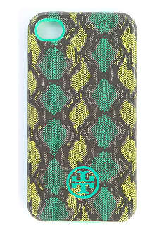TORY BURCH Pop Snake iPhone 4 case