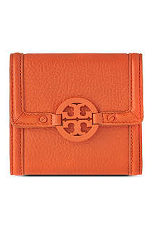 TORY BURCH Amanda French trifold wallet