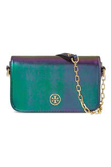 TORY BURCH Robin adjustable cross-body bag