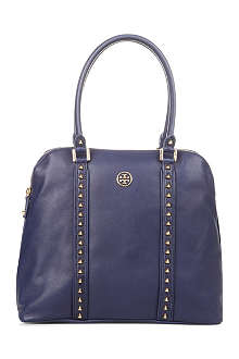 TORY BURCH Pyramid stud dome tote