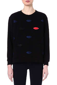 STELLA MCCARTNEY Lip sweatshirt