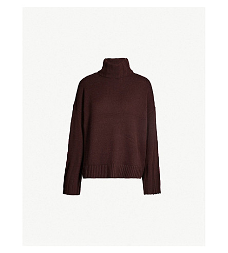 NILI LOTAN Rowan turtleneck cashmere jumper (Fig