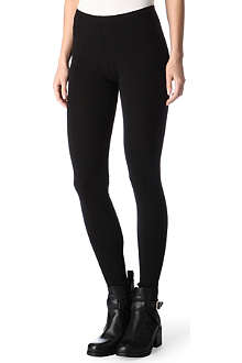 SPLENDID Stretch cotton blend leggings
