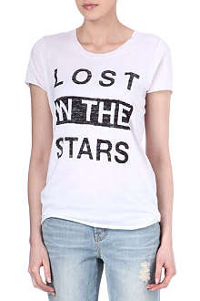 ZOE KARSSEN Lost In The Stars t-shirt