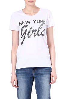 ZOE KARSSEN New York Girls t-shirt