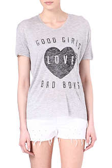 ZOE KARSSEN Good girls love bad boys t-shirt