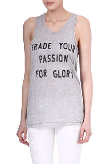 ZOE KARSSEN Trade Your Passion vest
