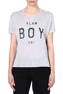 ZOE KARSSEN Flam Boy Ant t-shirt