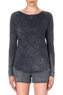 ZOE KARSSEN Long-sleeved jersey top
