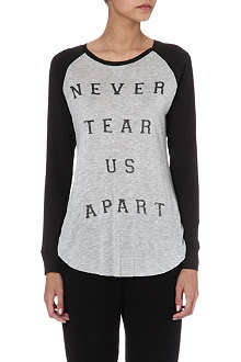 ZOE KARSSEN Never Tear Us Apart top