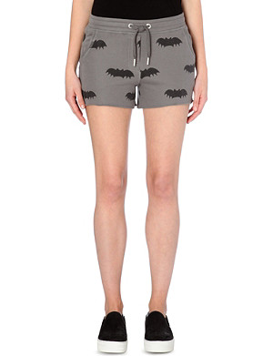 ZOE KARSSEN Bat jersey shorts