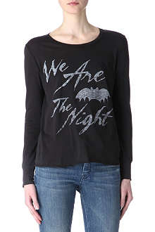ZOE KARSSEN The Night top