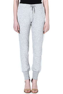 ZOE KARSSEN Grey jogging bottoms