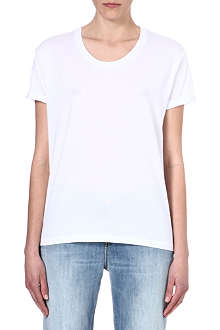 ZOE KARSSEN Box-fit jersey t-shirt