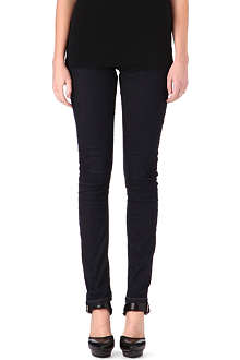 DRKSHDW Torrence straight leg high-rise jeans