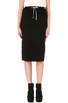 DRKSHDW Pillar mid-length skirt