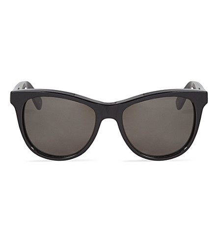 WILDFOX Catfarer sunglasses (Black/g15 sun