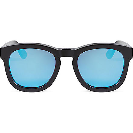 WILDFOX Classic fox deluxe sunglasses (Black