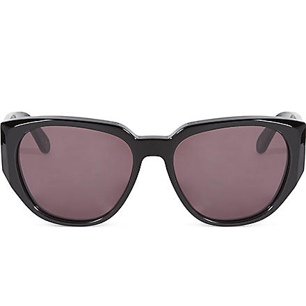 WILDFOX Dionne sunglasses (Black/grey sun