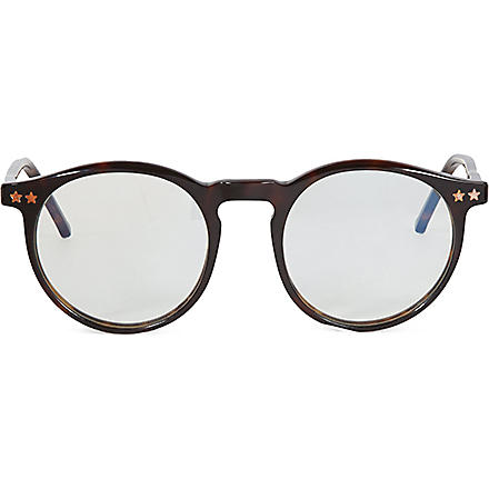 WILDFOX Steff tortoiseshell glasses (Tortoise