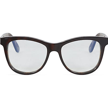 WILDFOX Bianca oversized retro sunglasses (Tokyo tortoise/sun