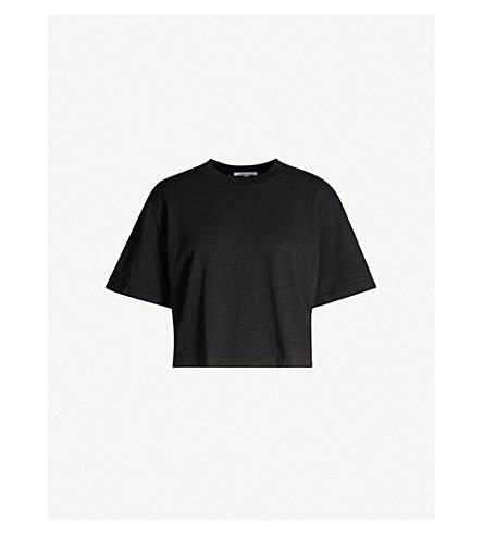 COTTON CITIZEN Tokyo cotton-jersey T-shirt (Jet black