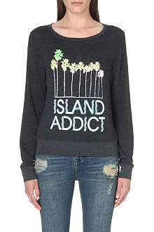 WILDFOX Island Addict sweatshirt