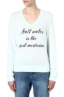 WILDFOX Salt Water sweatshirt