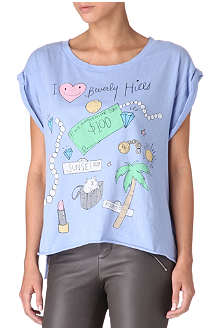 WILDFOX Love t-shirt
