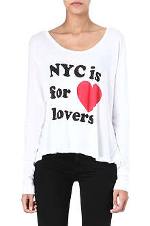 WILDFOX NYC is for lovers top