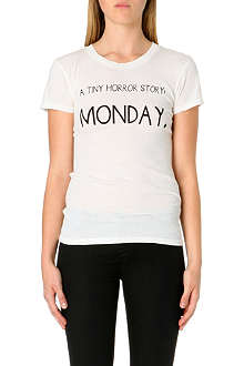 WILDFOX Tiny Horror Story t-shirt