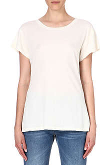 WILDFOX Short-sleeved cotton t-shirt