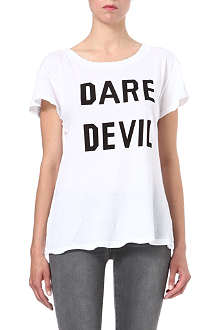 WILDFOX Dare Devil t-shirt