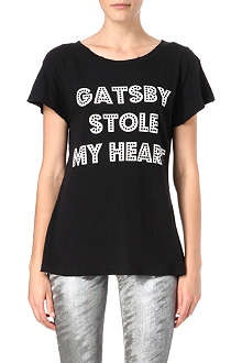 WILDFOX Gatsby Stole My Heart t-shirt