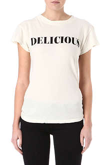WILDFOX Delicious cotton t-shirt