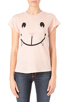 WILDFOX Naughty Cat Face t-shirt